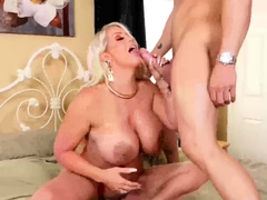 Pornstarplatinum Busty Big Ass Milf Alura Jenson Rides Dick