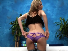 Frisky perfection Tysen Rich begs for love stick