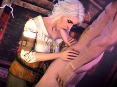 Nice Game Babes Huge Massive Tits is Used as Sex Slaves