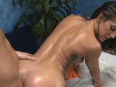 Inviting young Mischa Brooks gets fully satisfied