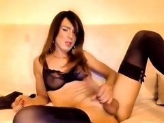 tranny Cindy Bianco webcam show