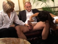 cfnm-babes-humiliate-and-jerkoff-small-dick-guy