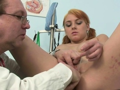 Sinful redhead nataly d. in bizarre sex