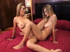 Busty lesbian big boob dime pieces