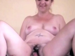 amateur hairy chubby wife jumping on a dick homemade