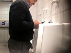 spy guy in bathroom from chile