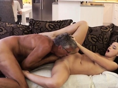 Old dudes fuck young pussies What would you choose -