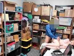 Teen fucks big dick Suspected thief was in denial from