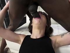 LETSDOEIT - Silvia Soprano gets her Italian ass banged by a