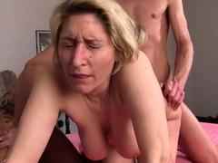 amateureuro-bbw-blonde-justyna-c-gets-double-cumshot-on