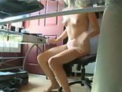 Babe Caught Surfing Porn