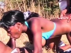 ebony-african-farmer-girl-milks-bbc