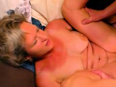german mature blonde milf fuck housewife