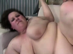 We have the horny plumper vixen Jellibean on this clip as