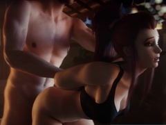 The Best 3D Sex Collection of Video Games Heroes Fuck