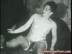 1920 Classic Porn The Robber!