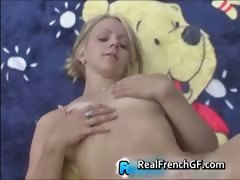 Hot Nasty Blonde Babe Sucking Cock Then Part3