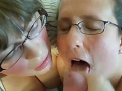Two 18yr Old Teens Taking A Facial