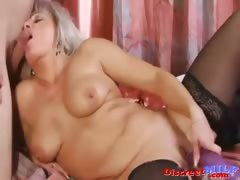 Mature Russian Cougar Fucked By Sextoy And Cock Part 2 Of 2
