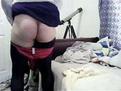 Cumslutho In Panties