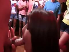 College Groupsex Banging At The Party